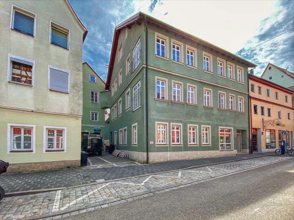 Wohn- und Geschäftshaus Weißenburg