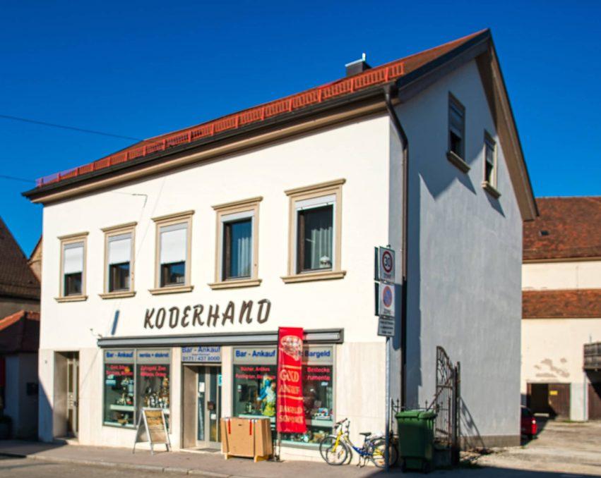 Wohn- und Geschäftshaus in Weißenburg